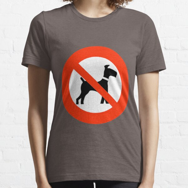 No Dog Essential T-Shirt