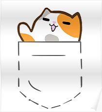 Pocket kitten Poster