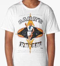 Vintage Irn-Bru Artwork Long T-Shirt