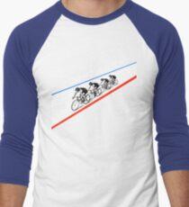 KRAFTWERK - TOUR DE FRANCE Men's Baseball ¾ T-Shirt
