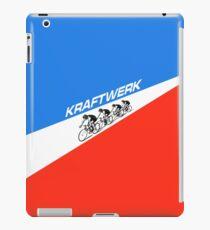 KRAFTWERK - TOUR DE FRANCE iPad Case/Skin