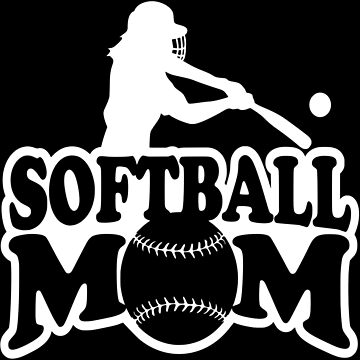Softball Mom by wantneedlove
