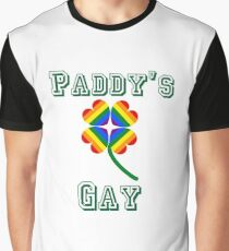 Paddy's Day / Paddy's Gay Tee Graphic T-Shirt