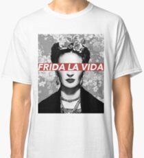 FRIDA LA VIDA Classic T-Shirt