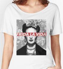 FRIDA LA VIDA Women's Relaxed Fit T-Shirt