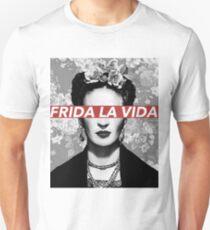 FRIDA LA VIDA Unisex T-Shirt