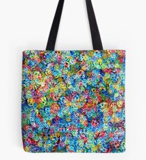 Gum Balls And Butterflies Tote Bag