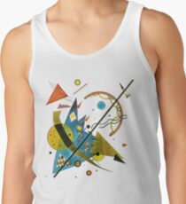 HD Arch in Point,  by Wassily Kandinsky. 1923. Expressionism  Tank Top