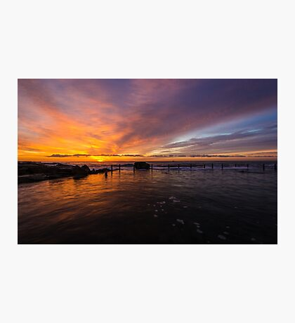 More Maroubra Magic Photographic Print