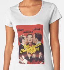 THE PHILADELPHIA STORY Women's Premium T-Shirt