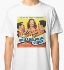 THE PHILADELPHIA STORY Classic T-Shirt