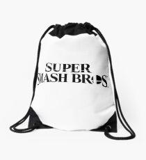 Super Smash Bros. 5 for Nintendo Switch logo Drawstring Bag