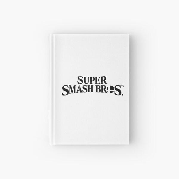 Super Smash Bros. Ultimate Nintendo Switch logo (no subtitle) Hardcover Journal