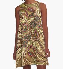Digitally Painted... A-Line Dress