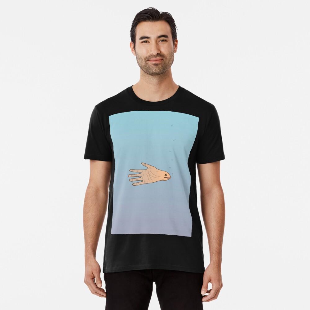 The Slippery Handshake Premium T-Shirt