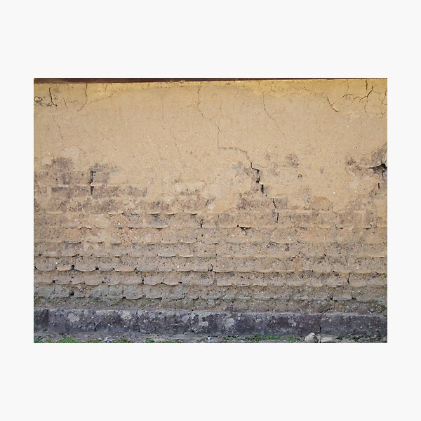 Shrine walls (4 of 4) Photographic Print