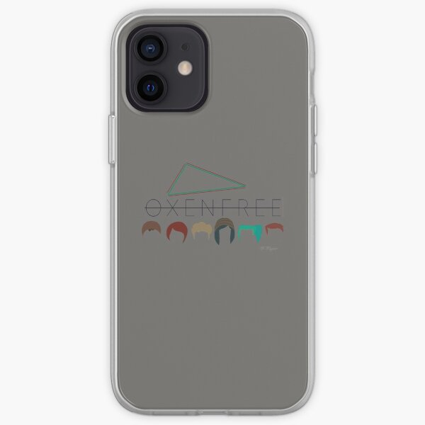Olly Olly Oxenfree iPhone Soft Case