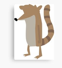 Rigby  | Regular Show Canvas Print