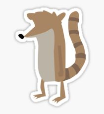 Rigby  | Regular Show Sticker