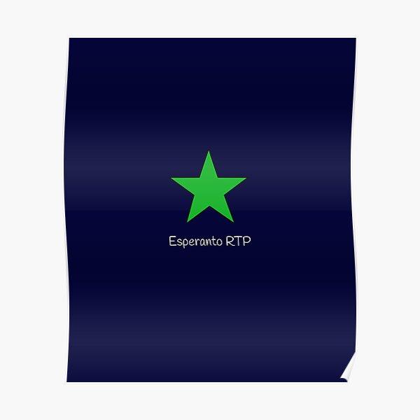 Esperanto RTP Poster