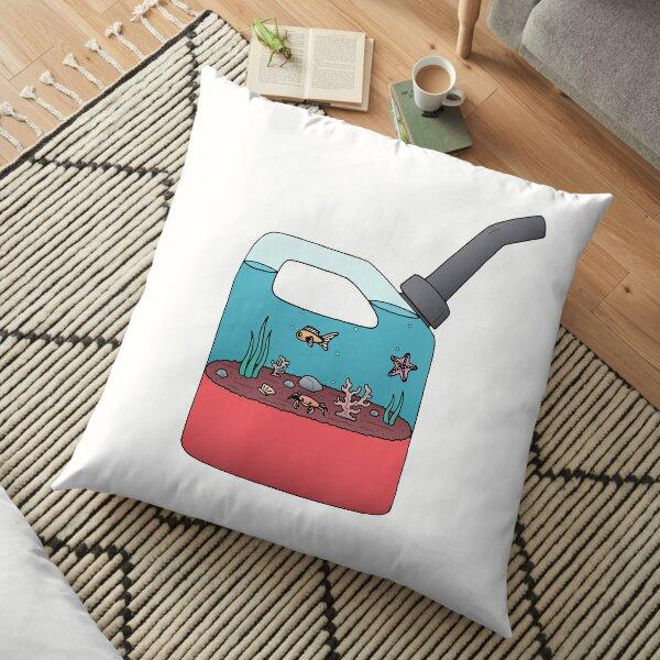 Gas Can Aquarium Floor Pillow