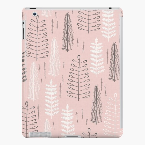 Foxy Ferns iPad Snap Case