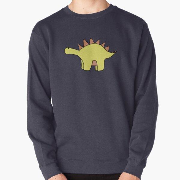 Dinosaurs and Dinosaurs Pullover Sweatshirt