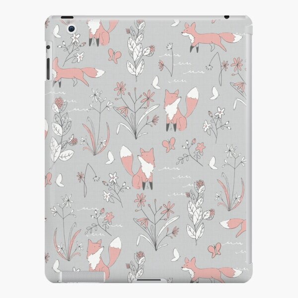 Fox and Flora iPad Snap Case