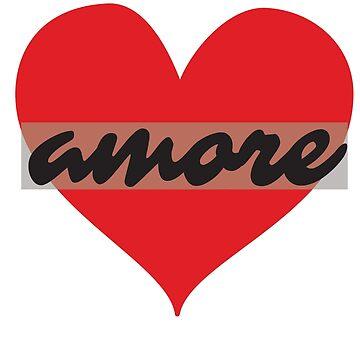 Amore by DedEye