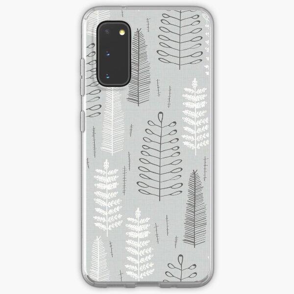 Ferns on a Rainy Day Samsung Galaxy Soft Case