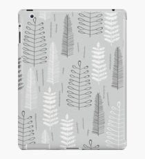 Ferns on a Rainy Day iPad Case/Skin