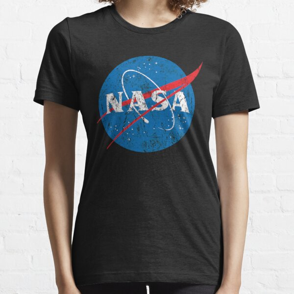 Logo de la NASA en détresse Vintage T-shirt essentiel
