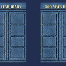 500 Year Diary by Malcolm Kirk