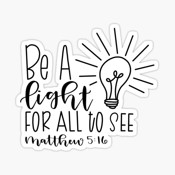 Be A Light Gifts & Merchandise | Redbubble