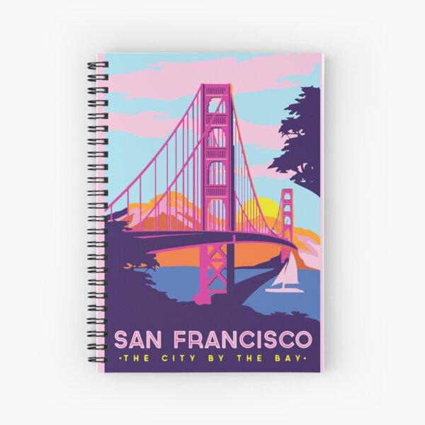 San Francisco Spiral Notebook