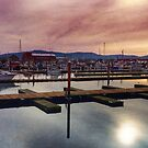 Harbor Mood by Chriss Pagani