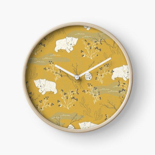 Foraging Clock