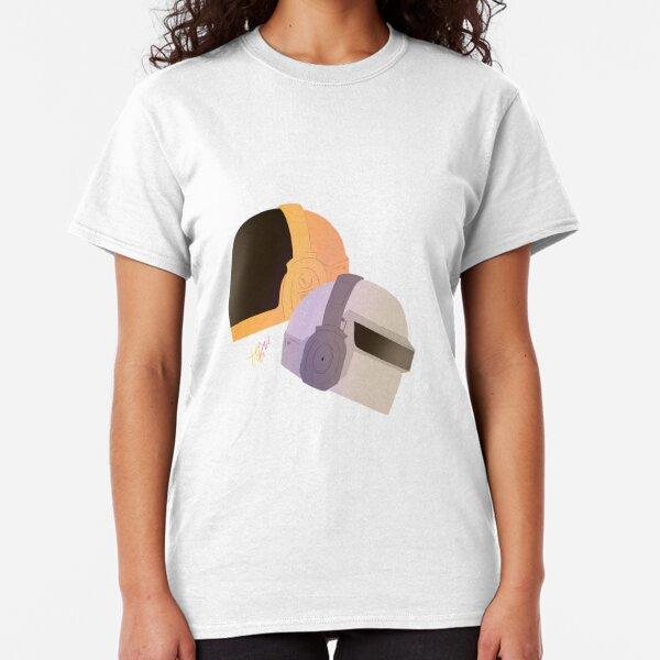 Daft Punk twist Classic T-Shirt
