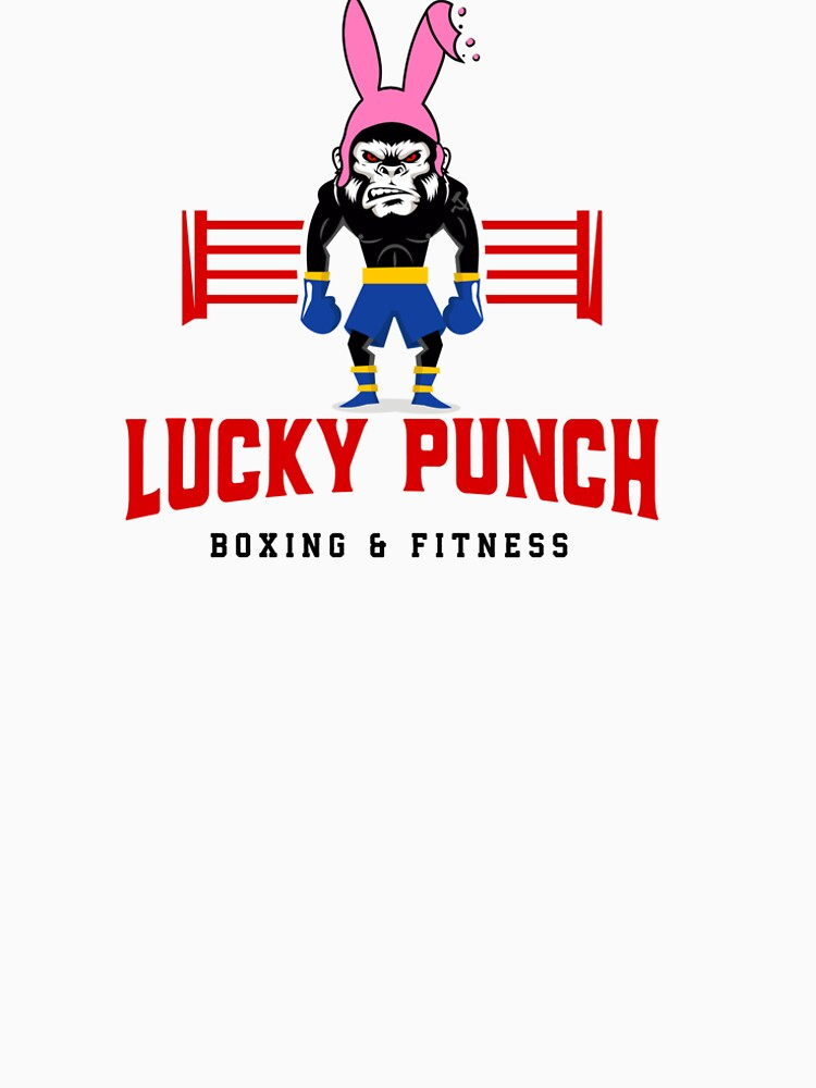 Lucky Punch Boxing - The Monkey Bunny by luckypunch