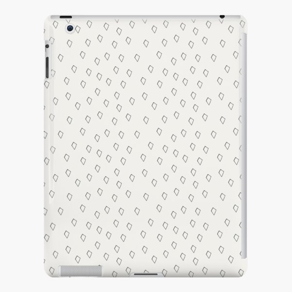Diamonds iPad Snap Case