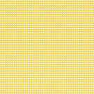 Yellow Gingham Checked Pattern by Artist4God