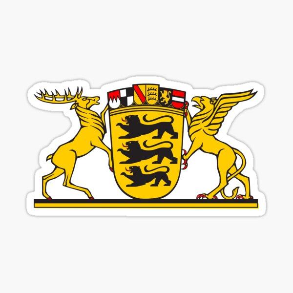 Baden-Württemberg Sticker
