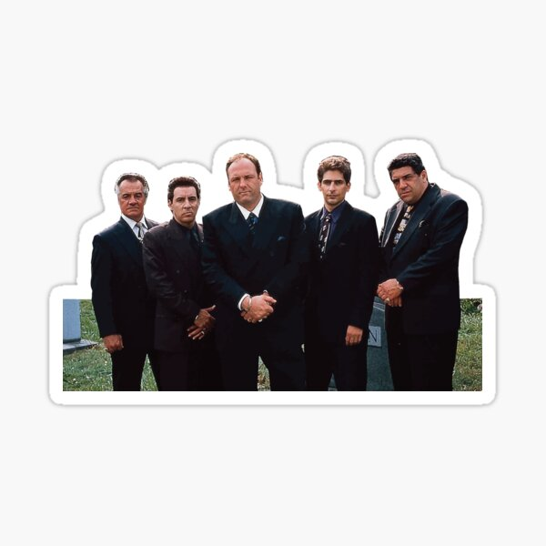 The Sopranos - LOYALTY Sticker