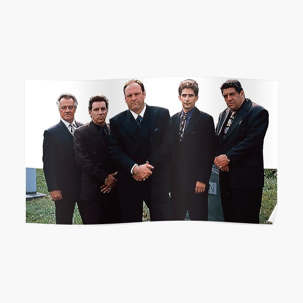 The Sopranos - LOYALTY Poster