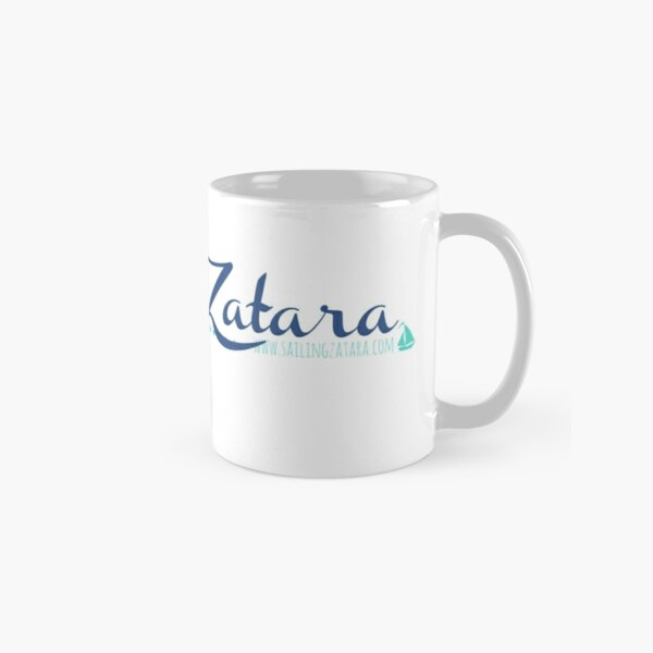 Sailing Zatara Website Logo Classic Mug