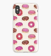 Homemade Doughnuts iPhone Case