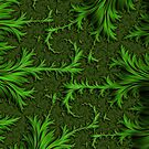Forest Fractal Goodness by Jeff Dufour