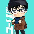 Yuri Katsuki by aartmoore