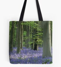 Wiltshire Bluebells Tote Bag