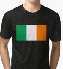 Irish Flag / Eire Flag  Tri-blend T-Shirt